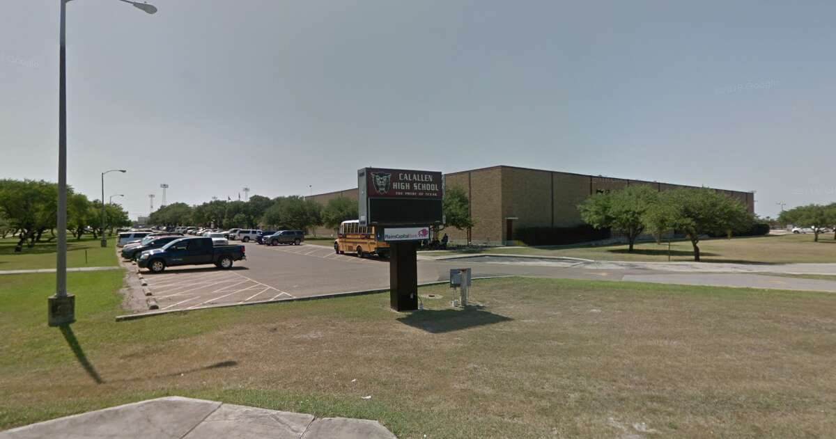 PHOTOS: Texas school regions and percent of students disciplined Calallen ISD officials have declined to say whether six high school cheerleaders will face punishment for a sexually explicit and racially charged video filmed on a bus about two weeks ago. >>> See how often students are disciplined in Texas school regions