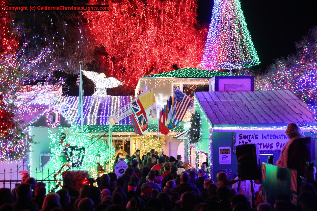 Where To See The Best Holiday Lights In The Bay Area Sfgate