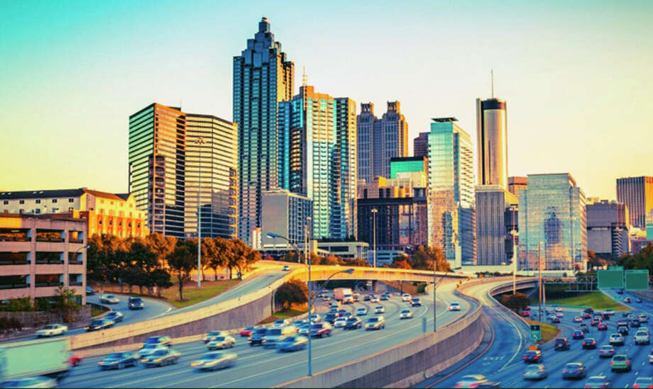 Atlanta hotel rates are 200 percent above normal for Super Bowl weekend. Photo: Atlantaga.gov