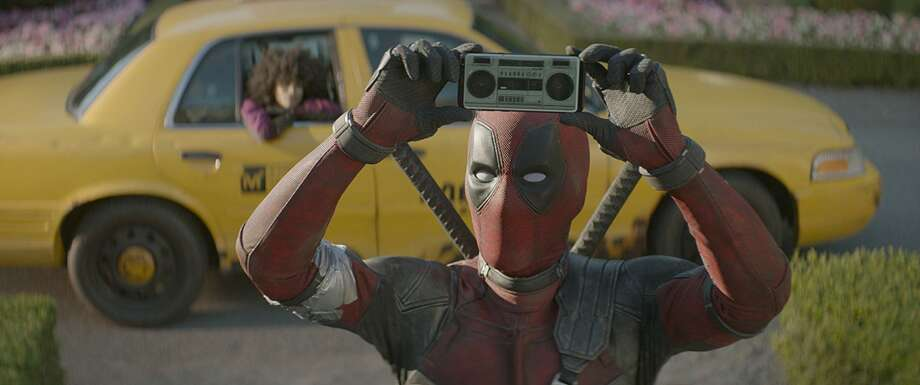 """Deadpool 2,"" starring Ryan Reynolds, is being re-released in a PG-13 version as ""Once Upon a Deadpool."" Photo: 20th Century Fox"