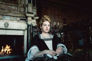 Emma Stone stars in 'The Favourite'