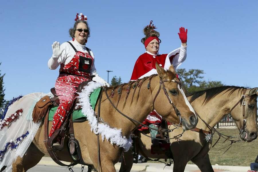 Cibolo Christmas Parade 2020 Cities announce their plans for Christmas   ExpressNews.com