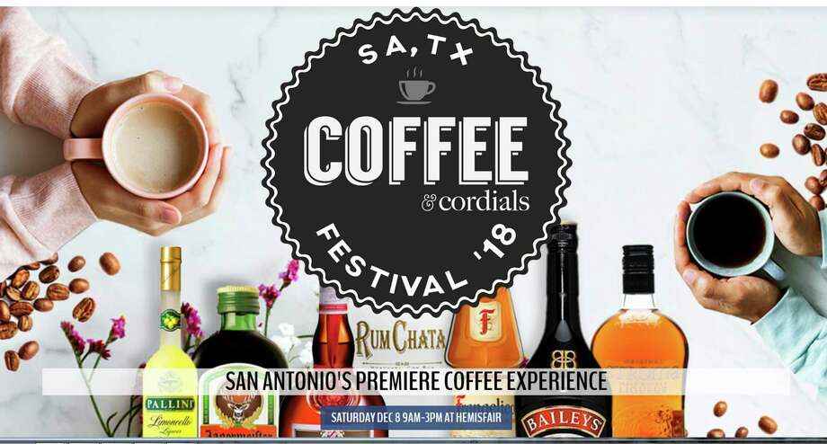 The Coffee & Cordials Festival is coming to Hemisfair Park on Saturday, Dec. 8 from 9 a.m. until 3 p.m. Photo: Coffee & Cordials Festival