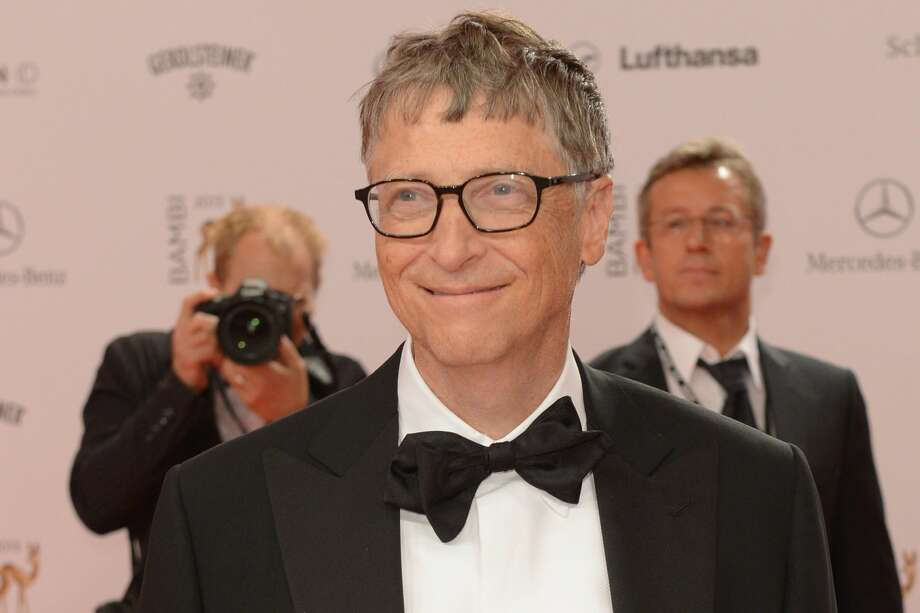 Bill Gates Photo: Target Presse Agentur Gmbh | Getty Images