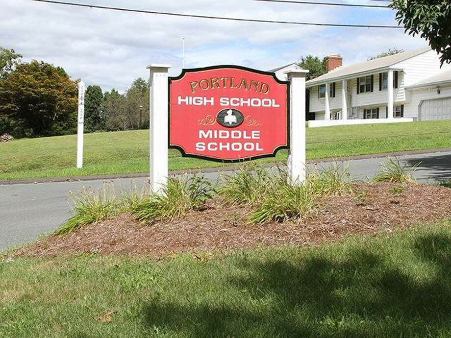 Portland middle and high schools were the scene late last week of a graffiti attack. Photo: File Photo