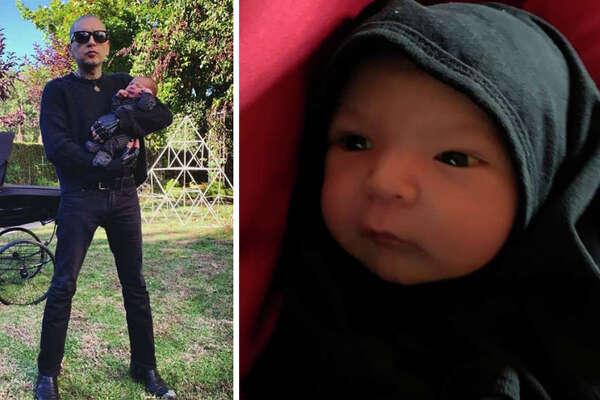 Kat Von D welcomes baby boy with Prayers frontman