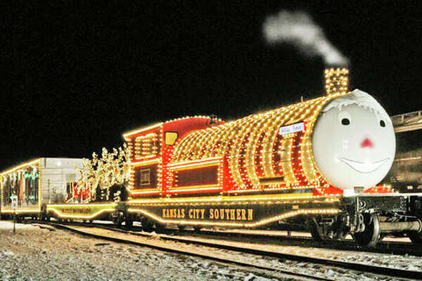 The Kansas City Southern Santa Train, formally known as the Holiday Express, will stop in Godfrey 4 p.m. Dec. 9; Illinois State Route 16 and Morean Street at 4 p.m. Dec. 10; and at the Roodhouse Depot at 4 p.m. Dec. 11. Parking for the Godfrey stop will be at Lewis and Clark Community College. This is the first time in six years the train has stopped in Godfrey.