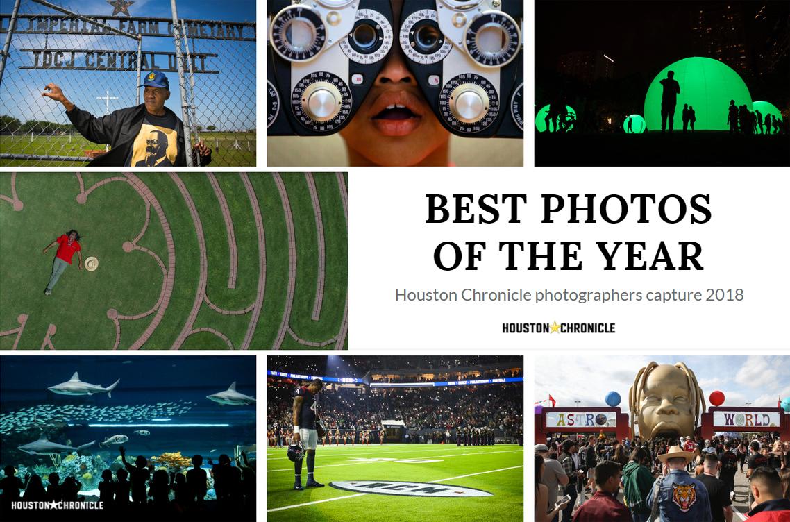 Houston Chronicle photos capture Houston's top moments of 2018 - Houston Chronicle