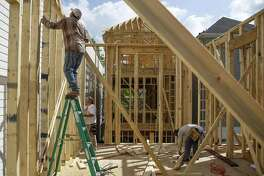 Construction is projected by the Greater Houston Partnership to lead Houston's job gains in 2019.