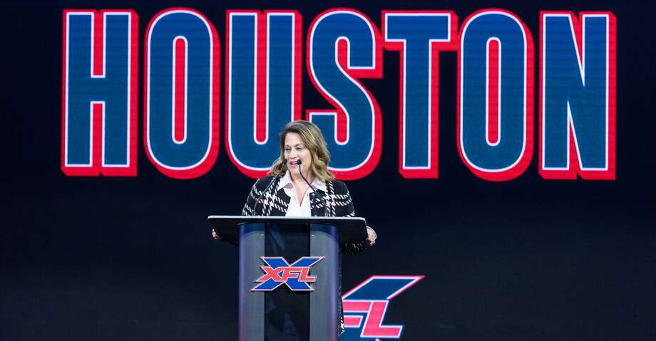 PHOTOS: What should Houston's XFL team have been called? 