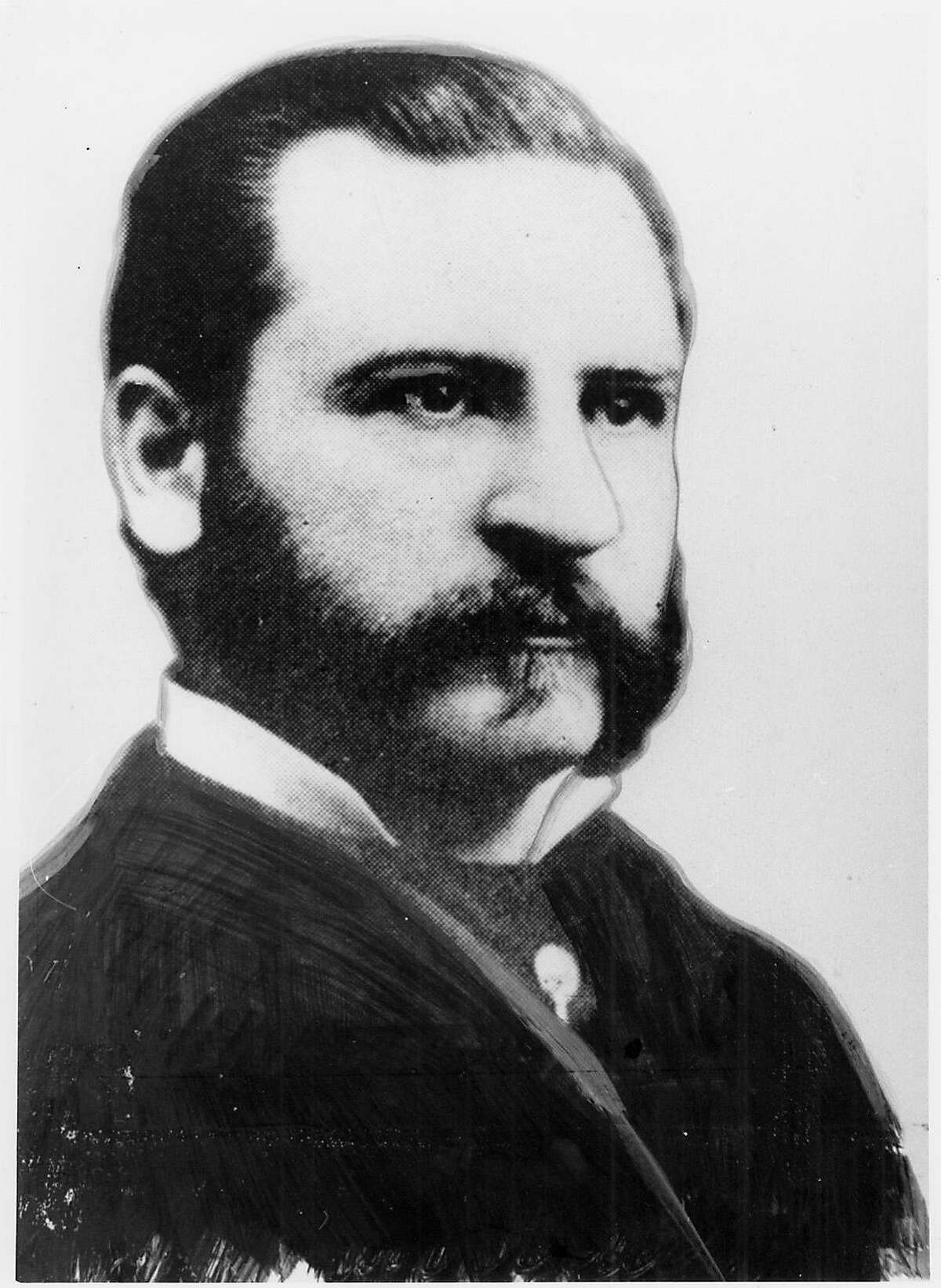 Chronicle co-founder Charles de Young was killed by an assassin in 1880.