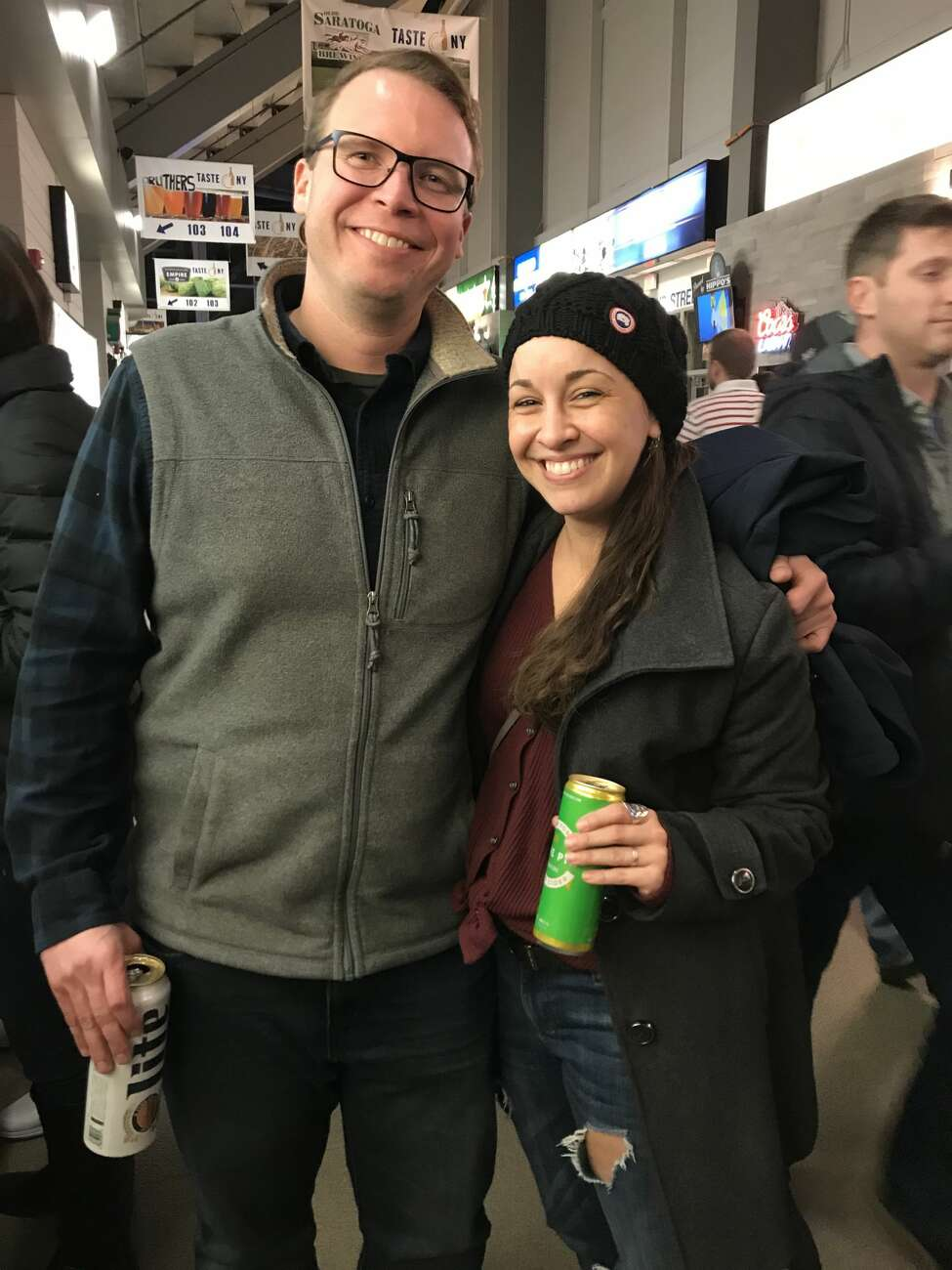 Were you Seen at the Dave Matthews Band concert at Times Union Center in Albany on Dec. 5, 2018?