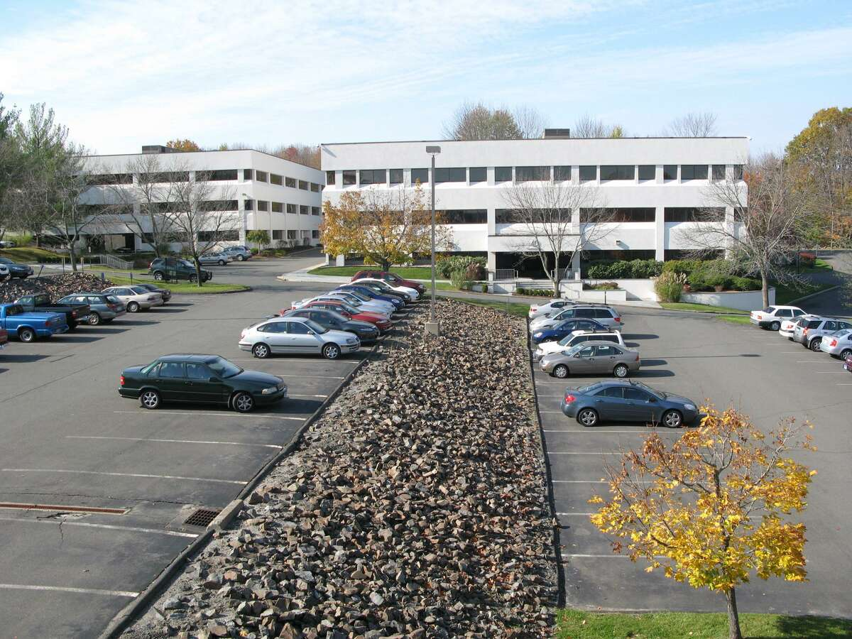 Owl Cyber Defense is moving its headquarters to 42 Old Ridgebury Road in Danbury, Conn., pictured, after years at a smaller office complex in nearby Ridgefield.