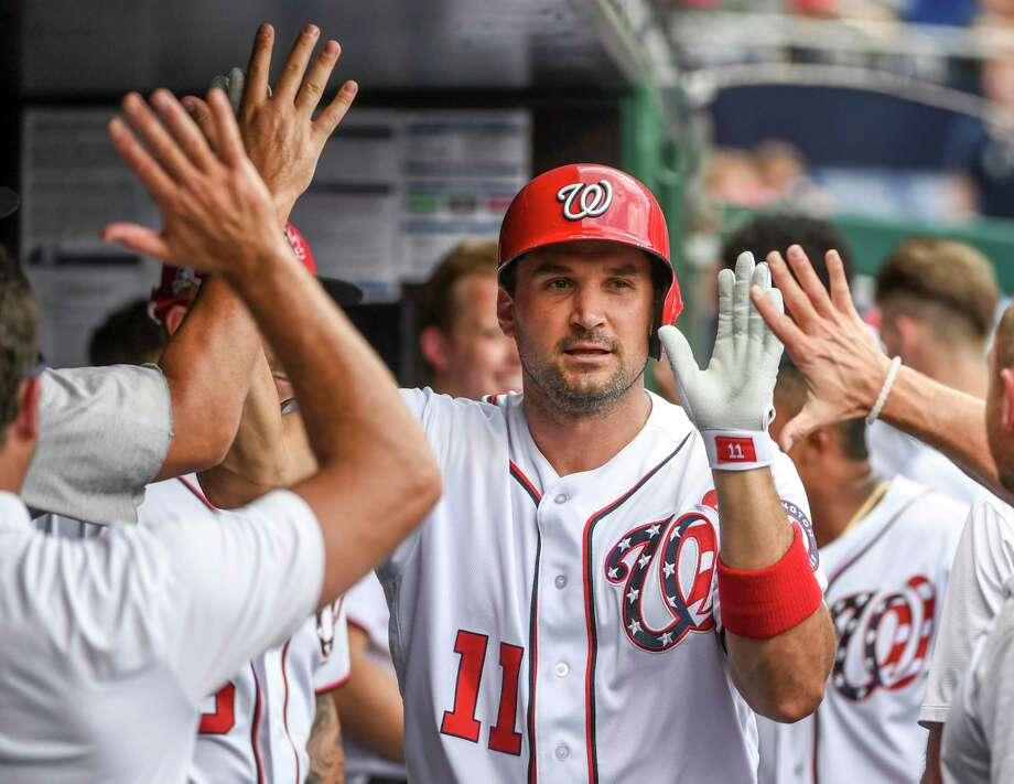 Ryan Zimmerman hopes to stay in Washington. Photo: Washington Post Photo By Jonathan Newton / The Washington Post