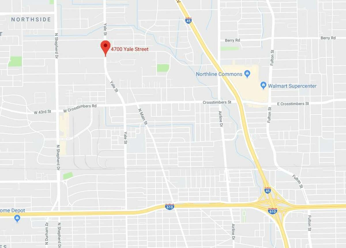 A man was shot in the 4700 block of Yale Street on Wednesday, Dec. 5, 2018.
