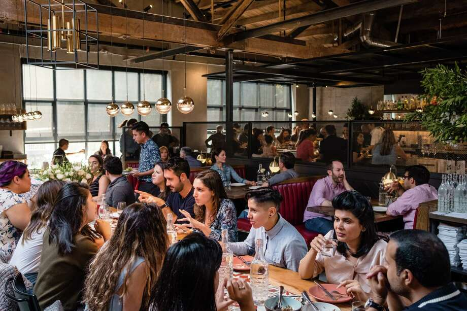 The Italian-themed Che Fico is one of the hot new stars in San Francisco's robust dining scene. Photo: Photo By Nick Otto For The Washington Post. / The Washington Post