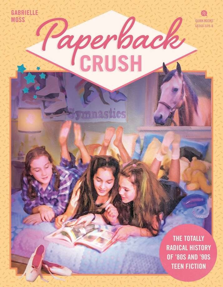 Paperback Crush: The Totally Radical History of '80s and '90s Teen Fiction Photo: Quirk, Handout