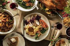 San Antonio restaurants are prepared to serve up unique dining offerings for Christmas Eve and Day, and some even offer takeout options to feed everyone at home. Click through the slideshow for where to dine for Christmas this year.