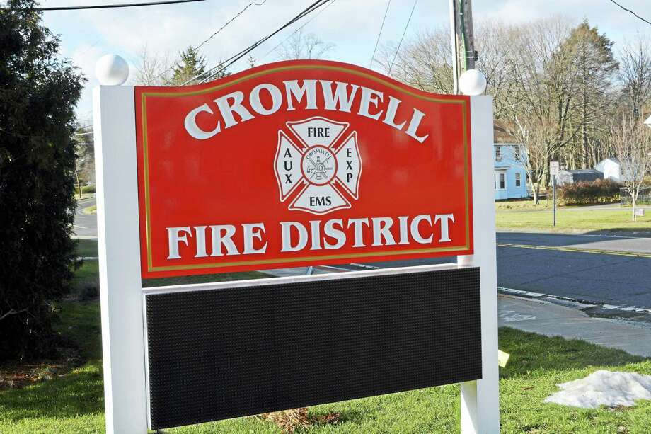 Cromwell Fire Department Photo: File Photo