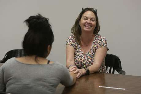 Laughter and tears are common in Restore Court, where the young survivors of sex-trafficking try to recover.