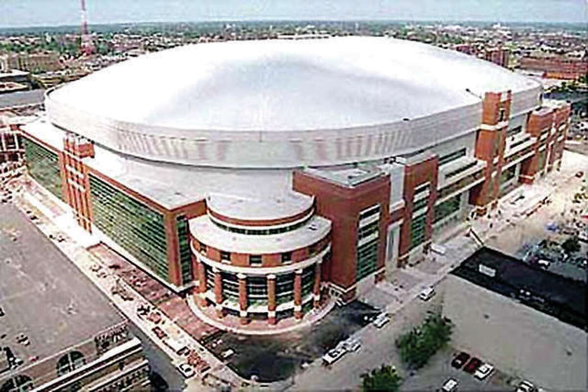 The Dome at America's Center in St. Louis will host the Bands of American Super Regional Marching Band Championship Oct 22 and 23.