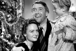 """It's a Wonderful Life"" is a Christmas classic."