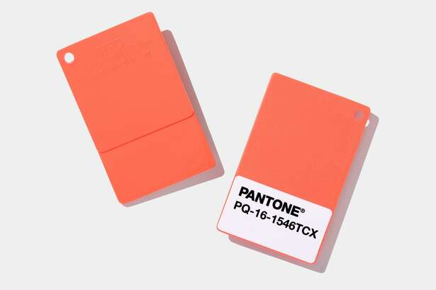 "The Pantone Color Institute named ""Living Coral"" as its 2019 Color of the Year."