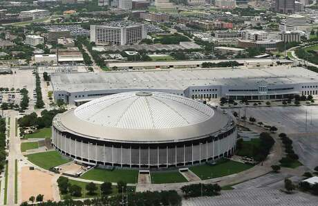 Astrodome in July 2018.