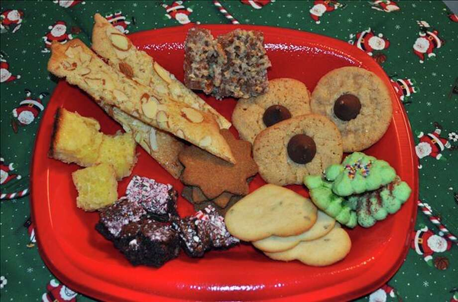 Christmas cookies are made using standardized measuring equipment. (Photo provided/Donna Frawley)