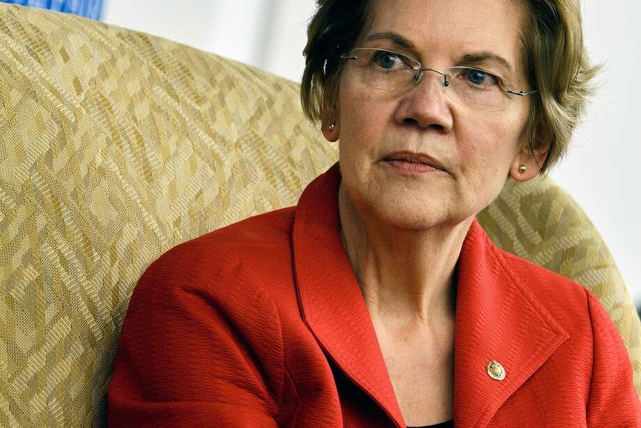 For some allies, Sen. Elizabeth Warren's standing by a DNA test after being challenged by President Trump about her claim of Native American ancestry, amounts to poor judgment. Photo: T.J. Kirkpatrick / New York Times