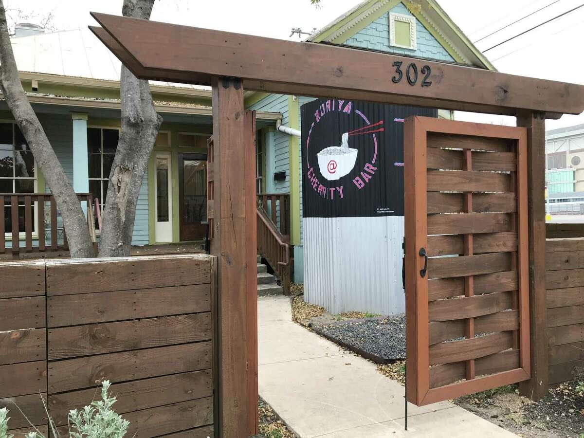Kuriya is located at 302 Montana Street inside Cherrity Bar.