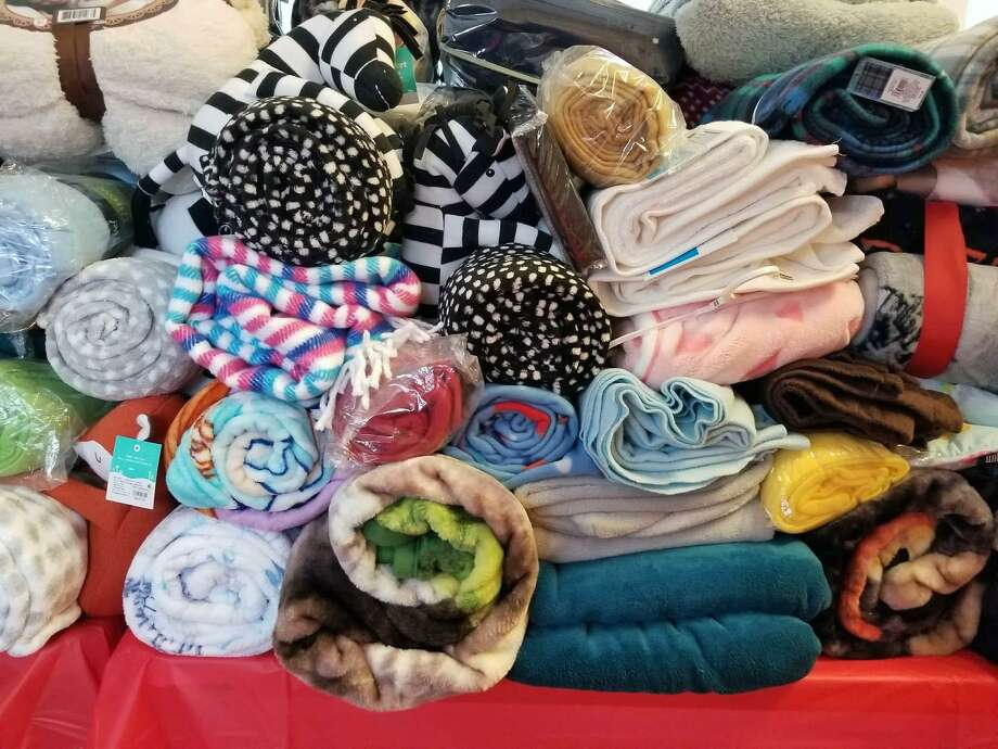 Blanket donations are asked to be twin or queen sizes. They can be dropped off at the donation center, 1069 Connecticut Ave., unit 2B. Donations will be accepted from 9 a.m. to 5 p.m. Tuesday through Saturday. Photo: Contributed Photo / Bridgeport Rescue Mission / Contributed Photo / Connecticut Post Contributed