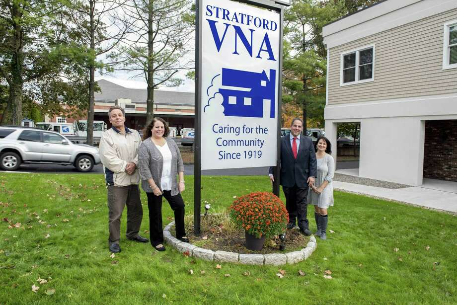 The Stratford Visiting Nurse Association announced Thursday it received a ranking as one of the top 100 home health care facilities in the U.S. based on analysis done by Ability Network. Photo: Contributed Photo / Roger D. Salls / Contributed Photo