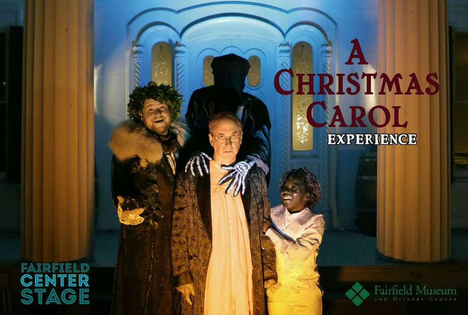 "Fairfield Center Stage and the Fairfield Museum & History Center are taking over the Burr Mansion and turning it into an interactive ""A Christmas Carol Experience."" Photo: Contributed"