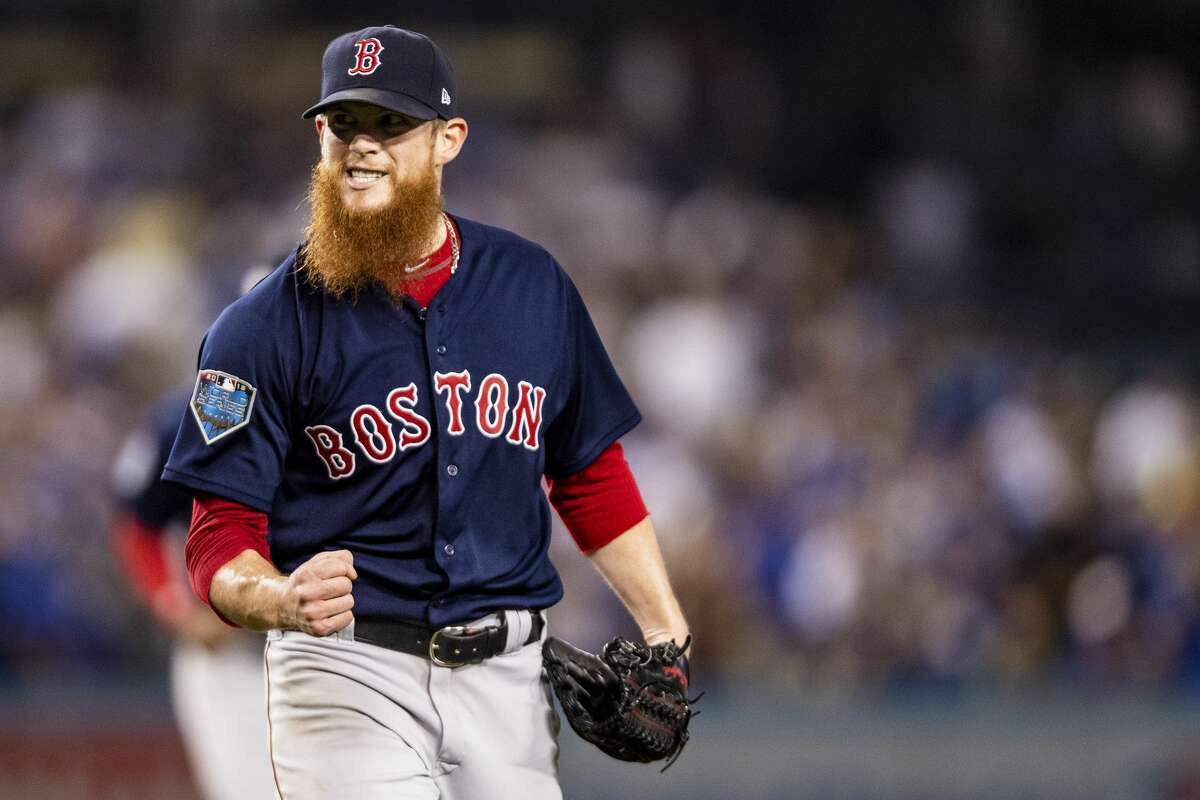 Craig Kimbrel, reliever, Red Sox Kimbrel was said to be looking for a five-year, $86 million contract like Aroldis Chapman got, but it looks like he'll have to settle for way less.