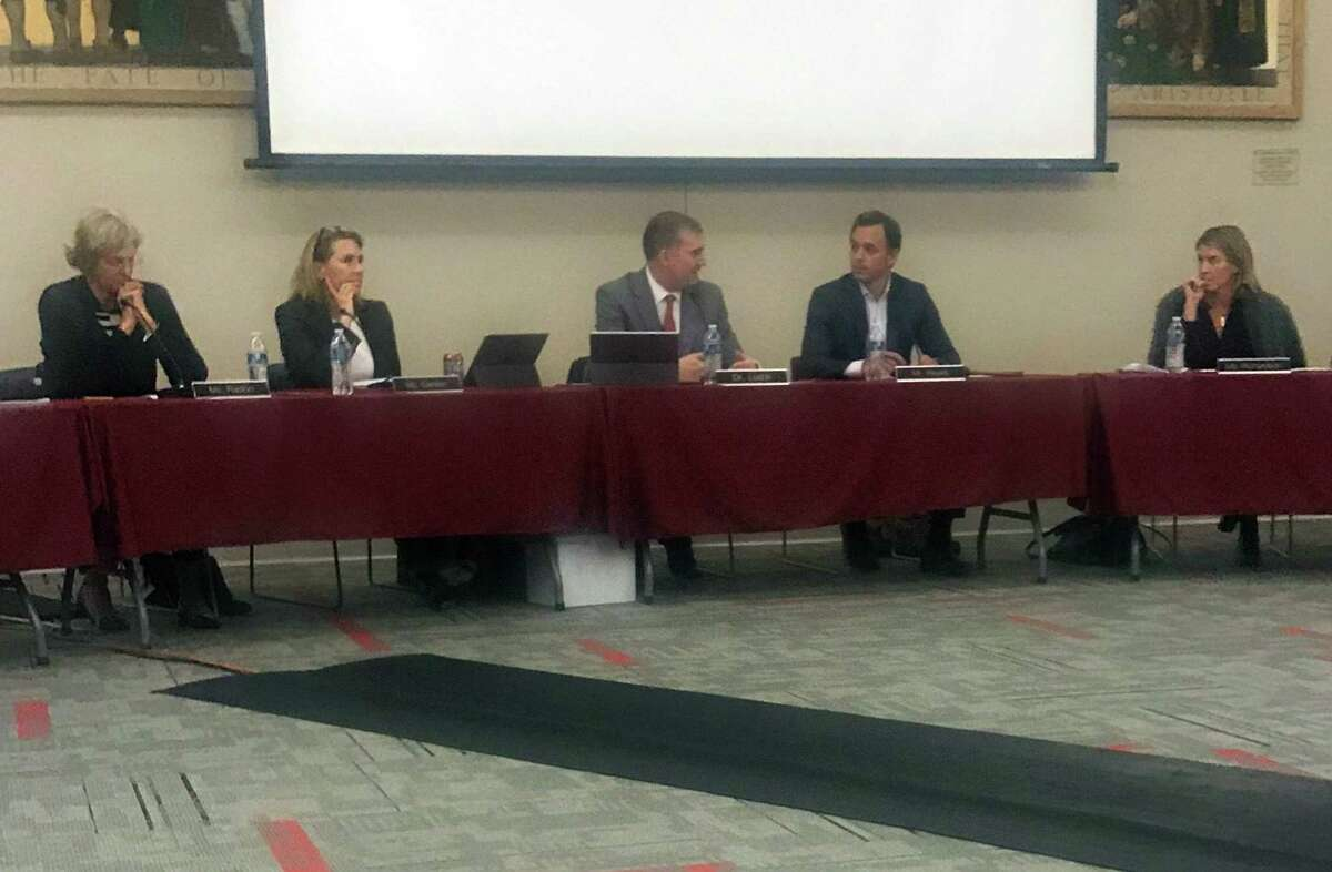 The Board of Education continued the discussion of later start times for school at their recent meeting. Taken Dec. 3.