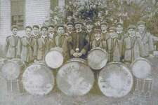 Deep River Drum Corps., circa 1900