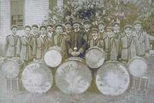 Deep River Drum Corps., circa 1900