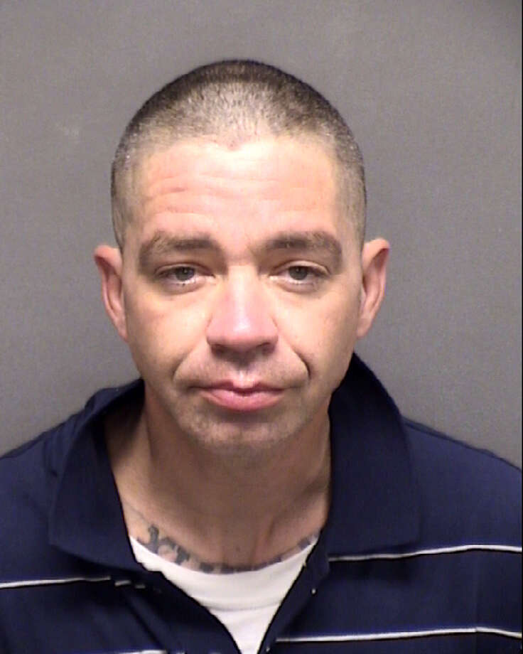 Mark Allen Caruthers, 37, is charged with burglary of a building. Photo: Bexar County Jail