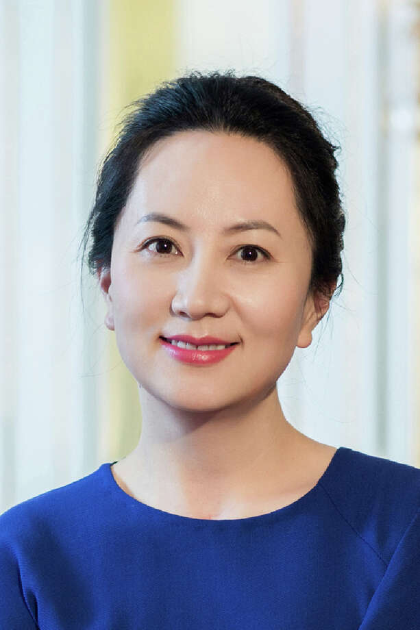 In this undated photo released by Huawei, Huawei's chief financial officer Meng Wanzhou is seen in a portrait photo. China on Thursday, Dec. 6, 2018, demanded Canada release the Huawei Technologies executive who was arrested in a case that adds to technology tensions with Washington and threatens to complicate trade talks. (Huawei via AP) / Huawei