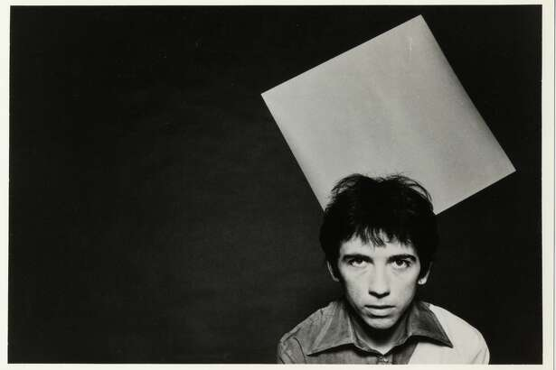 Pete Shelley of the Buzzcocks, 1978.
