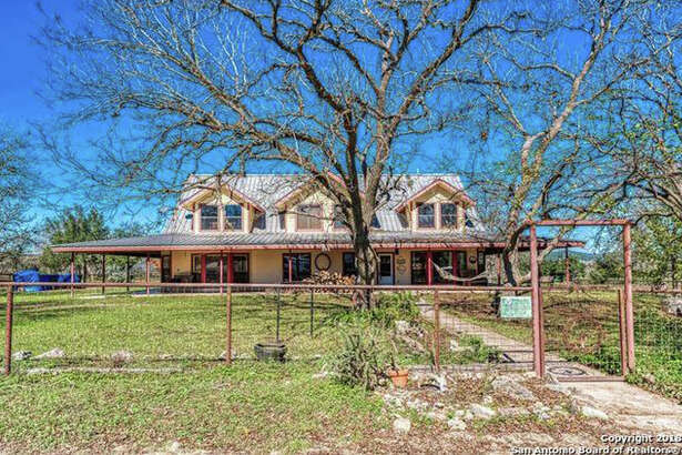 Sponsored by David Wilcox of Keller Williams San Antonio VIEW DETAILS for 1687 Cazey Creek Rd, Medina, TX 78055 MLS: 1350610