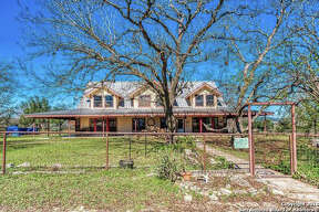 Sponsored by David Wilcox of Keller Williams San Antonio VIEW DETAILS for 1687 Cazey Creek Rd, Medina, TX 78055 MLS: 1350610