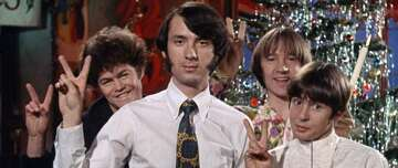 Monkees Christmas Party.The Monkees Put A Psychedelic Spin On The Holidays With
