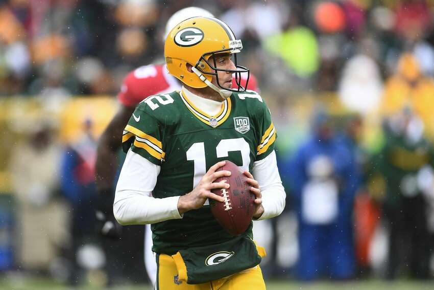 HIGHEST ANNUAL SALARY 2. Aaron Rodgers, Green Bay Packers ($33.5 million)
