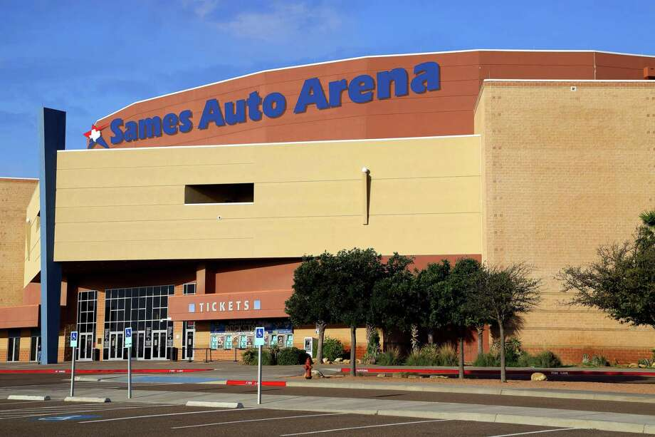 After the Laredo Bucks' next scheduled opponent in the Wichita Falls Force folded and plans for a replacement opponent fell through Wednesday, a source told LMT Thursday night that the league has finally canceled this weekend's two games inside Sames Auto Arena. Photo: Courtesy Of Sames Auto Arena, File