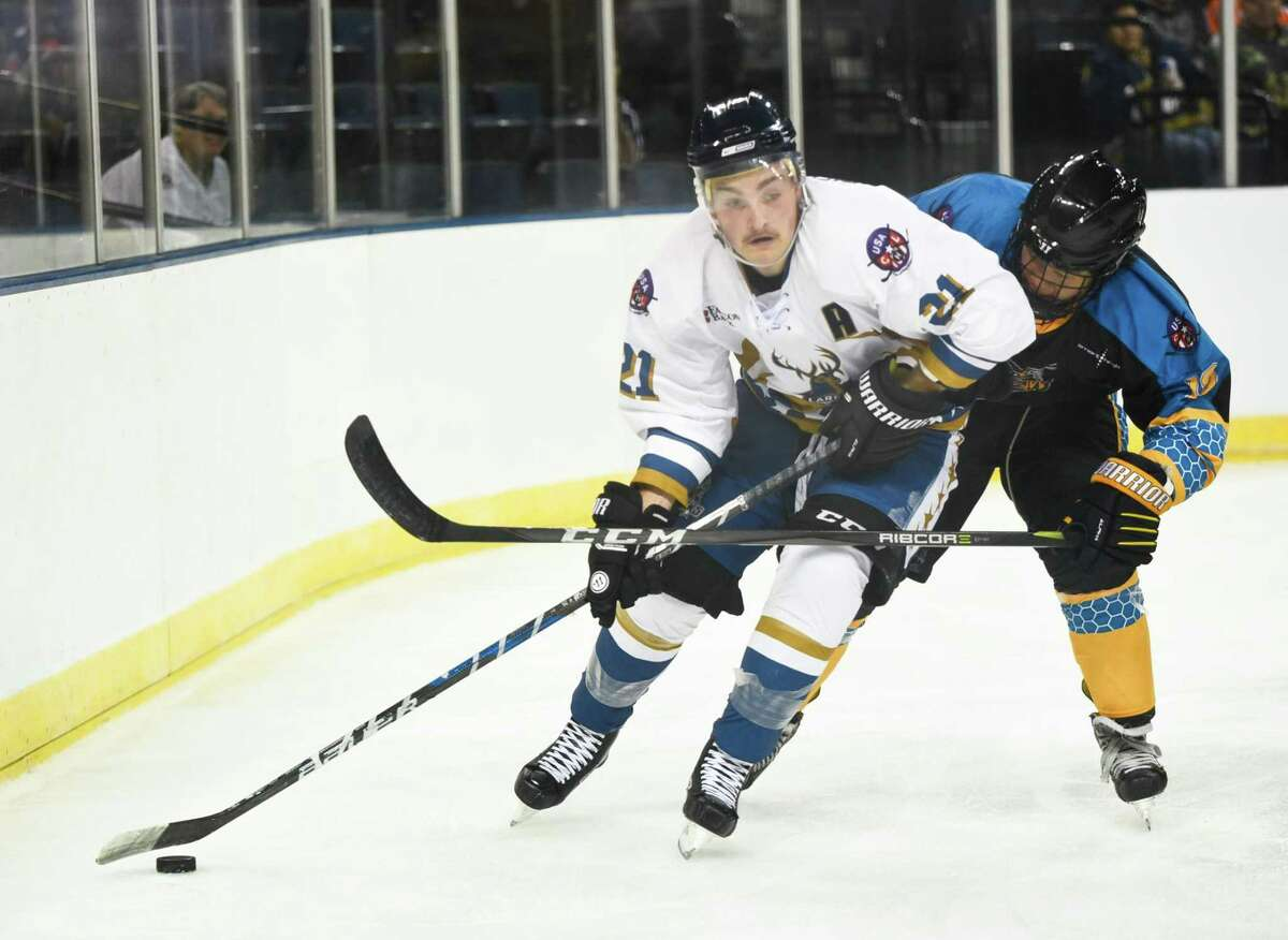 The Bucks suffered perhaps their biggest roster loss yet as point-leader Brad Richardson (12 G, 8 A) left the team Thursday.
