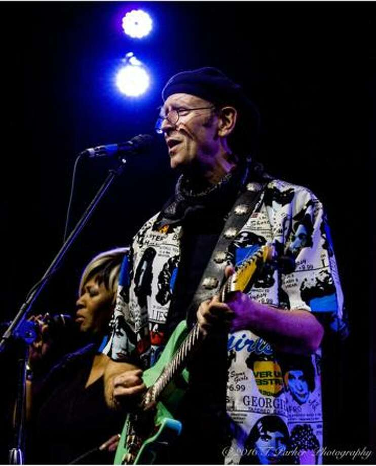 Charlie Karp & The Name Droppers will perform at Cafe Nine in New Haven with Rocky Lawrence opening. Photo: Contributed