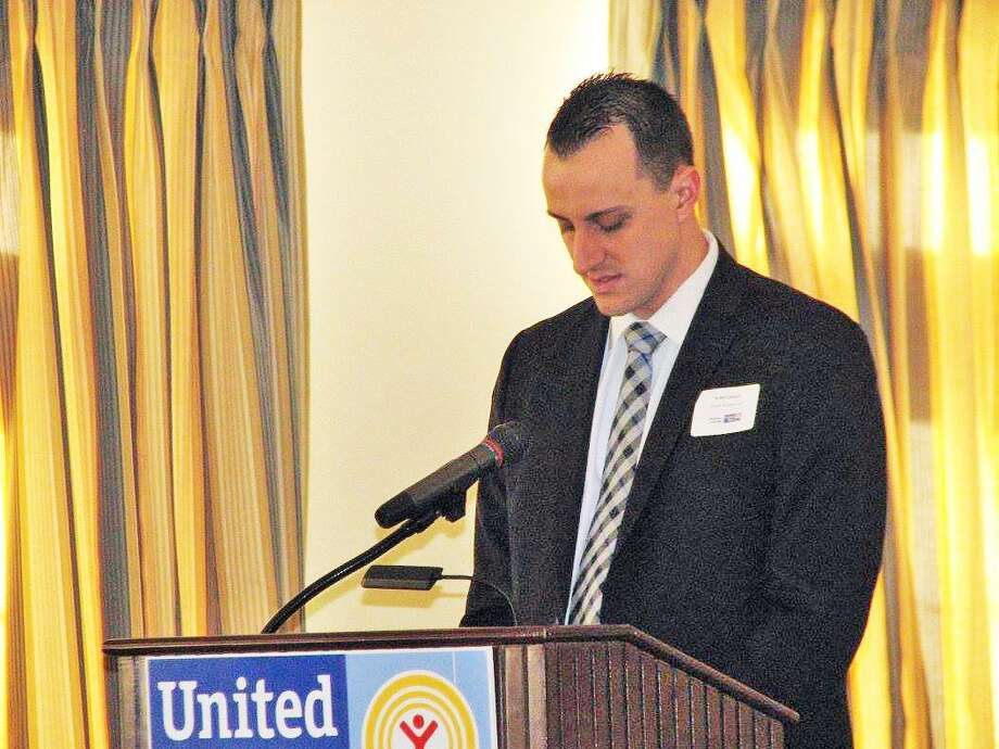 Attorney Scott Carlson, partner at Carlson & Dumeer of Middletown, is chairman of the Middlesex United Way Board of Directors. Photo: Contributed Photo