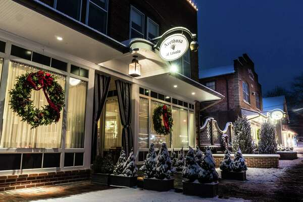 Arethusa al tavolo won the inaugural CRAzies award as the state's best restaurant for 2018, bestowed by the Connecticut Restaurant Association.